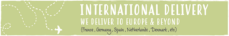 Click for More Info on International Delivery