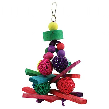 Vine Delight Chewable Parrot Toy