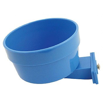 Northern_Parrots Quick Locking Parrot Food or Water Bowl - Large