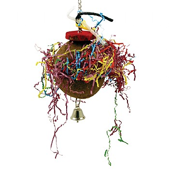 Coco Craze Foraging Parrot Toy