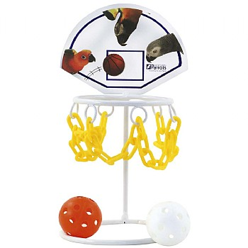 Parrot Basketball Toy - Small