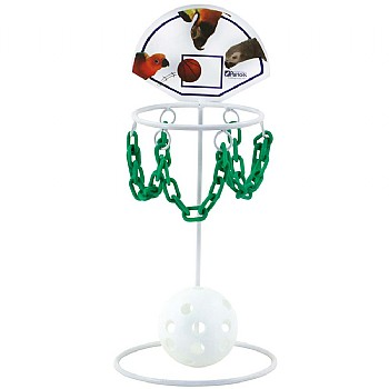 Parrot Basketball Toy - Large
