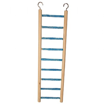 Pedicure Ladder for Small Birds -  9 Steps
