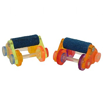 Northern_Parrots Parrot Roller Skates - Small