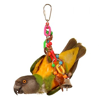 Links and Knots Parrot Toy