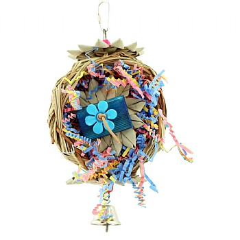 Beakwich - Chewable Foraging Parrot Toy