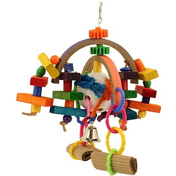 Lost in Space Parrot Toy