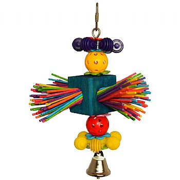 Superbird Holy Gumballs Parrot Toy