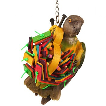 Superbird Buzbee - Hanging Chew Toy for Parrots