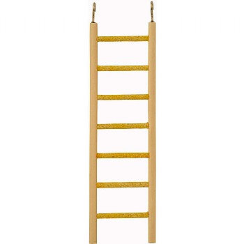 Pedicure Ladder for Budgies & Cockatiels - 7 Steps