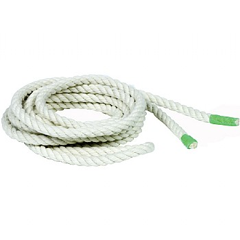 Cotton Rope Parrot Toy Making Part - 6mm X 3m