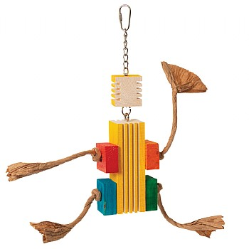 Groovy Baby Parrot Toy