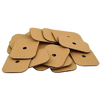 Cardboard Slice Refills for Parrot Toys - Large
