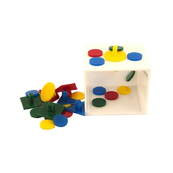 Teacher Box and Bank Parrot Toy - Medium