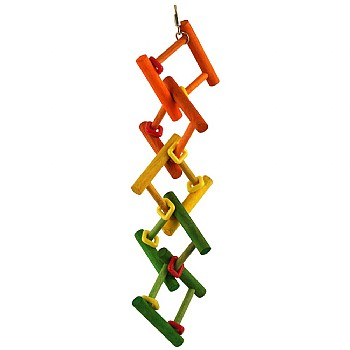 Ladder Links Parrot Toy