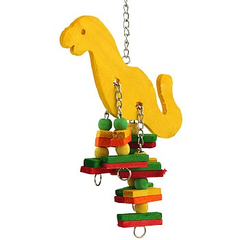 Dino-licious Parrot Toy