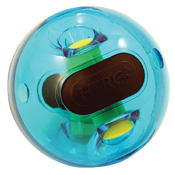 other Hero Giggle Treat Ball Dispensing Dog  Toy