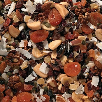 Johnston & Jeff Fruit, Nut & Veg Mix