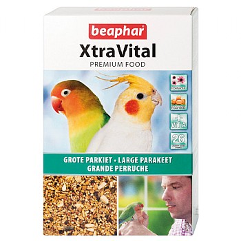 XtraVital Vitamin Enriched Cockatiel Food