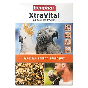 XtraVital Vitamin Enriched Parrot Food