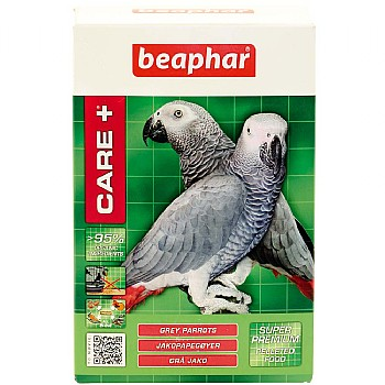 Beaphar_Bogena Beaphar Care Plus Super Premium Food - African Grey - 1kg