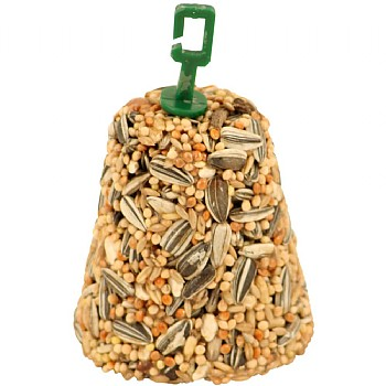 Johnsons Cockatiel & Parrot Nut & Honey Treat Seed Bell