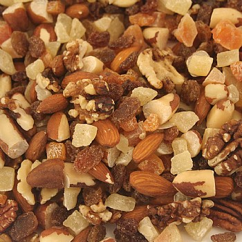 Tidymix Fruit and Nut Parrot Treat - 250g