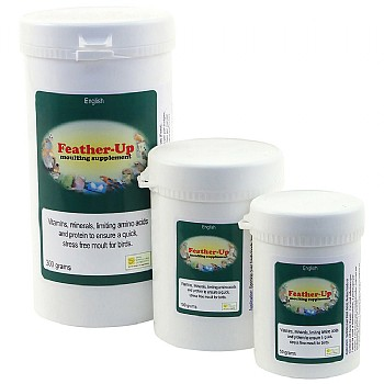 Feather-Up - Feather Conditioning Supplement
