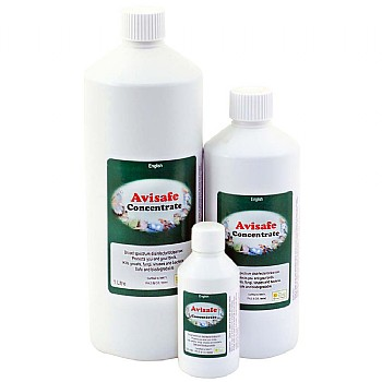 Birdcare_Company Avisafe Concentrated Disinfectant - 3 sizes