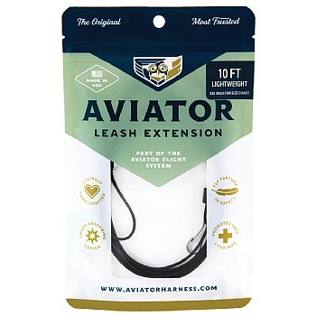 Leash Extension for Mini Aviator Parrot Harness