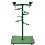 AcroBird Low Play Parrot Tower - Large