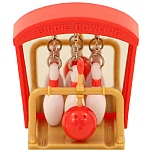 JW Birdie Bowling Activity Bird Toy