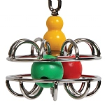 The Impossi-Ball Puzzle Parrot Toy
