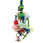 Calcium Crunch Feast Chewable Parrot Toy