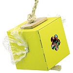 Shred & Find Foraging Parrot Toy - Large