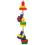 The Nut Job - Hanging Puzzle Parrot Toy