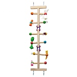 Challenge Ladder Activity Parrot Toy - Small