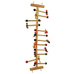 Challenge Ladder Activity Parrot Toy - Large