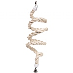 Parrot Boing - Sisal Spiral Bouncing Perch - Large