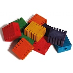 Groovy Blocks - Small - Parrot Toy Making Parts
