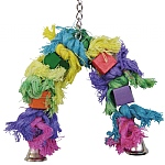 Preening Arch Parrot Toy - Small