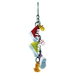 Baby Steps Parrot Toy