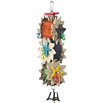 Palm Star Tower Parrot Toy
