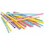 Paper Party Sticks - Parrot Foot Toys - Pack of 25