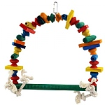 Wooden Blocks Arch Swing - Large