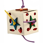 Foraging Fun Box Parrot Toy - Giant