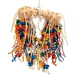 Flying Jewels Parrot Toy - Large