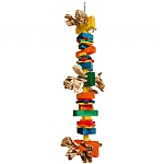 Cactus Tower Parrot Toy