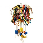 Toopet - Preenable Parrot Toy - Large