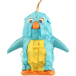 Fill-Your-Own Mini Pinata Penguin